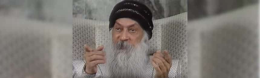 "Osho: ""I Have Been Poisoned by Ronald Reagan's American Government."""