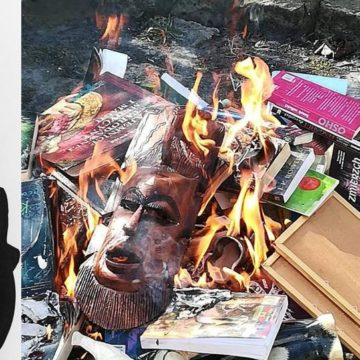 Books by Osho Burned by the Catholic Church