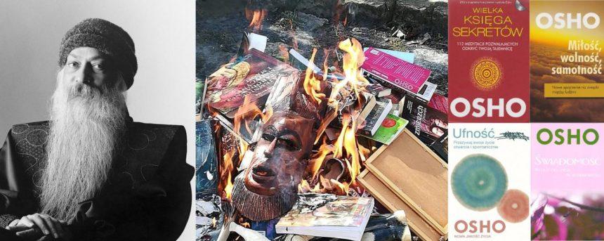Books by Osho Burned by the Catholic Church