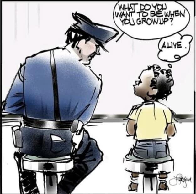Black Lives Matter More