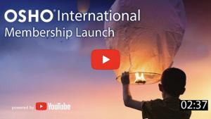 OSHO International YouTube Membership Launch
