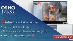 OSHO International YouTube Channel Introduction